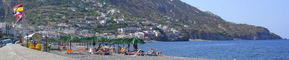 Stranden i Canneto