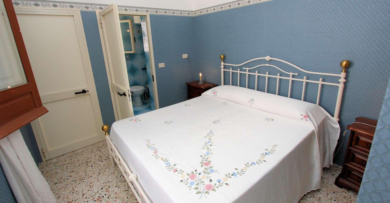 Zimmer Azzurra