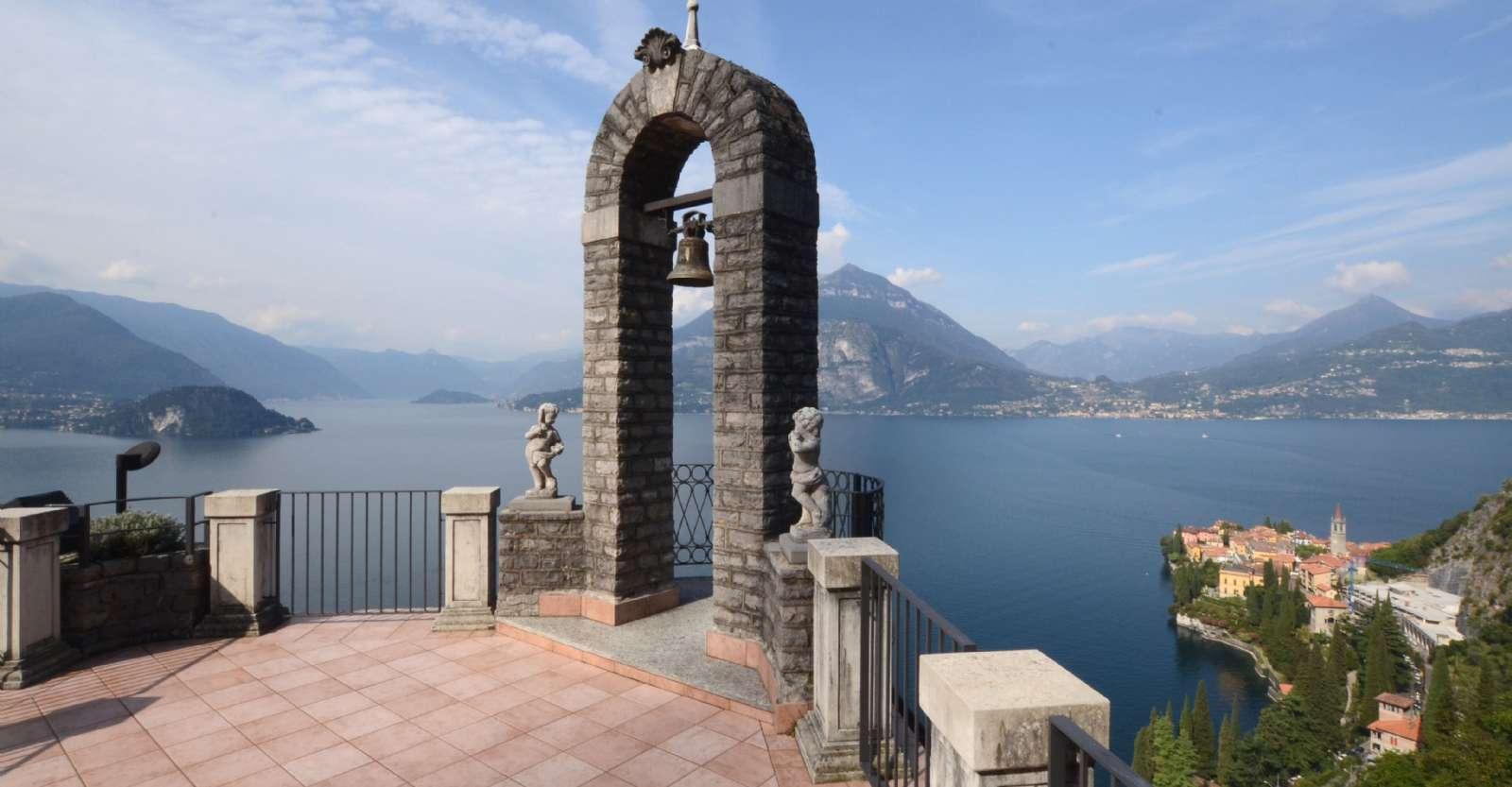 N'est-ce pas l'une des plus belles vues d'Italie ?