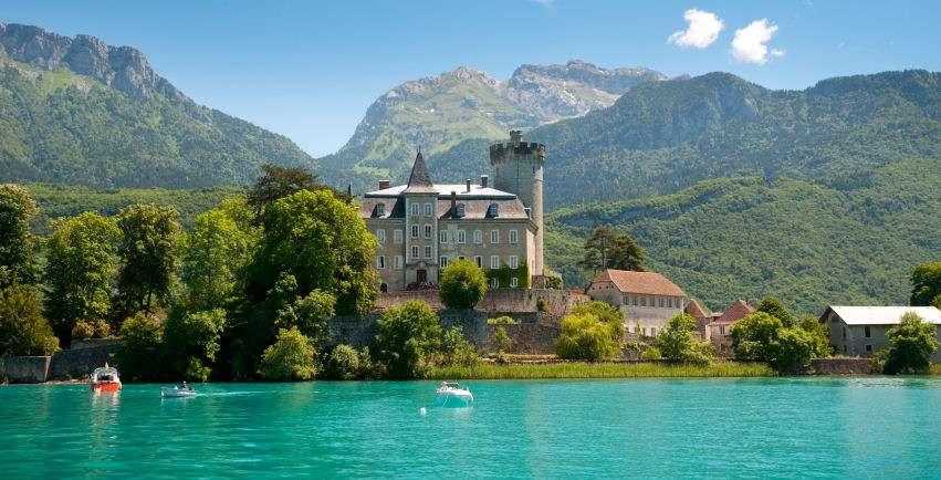Annecy søen