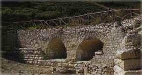 Pontericcioli: Bro fra Augustus tid