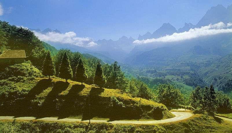Pyrenæerne