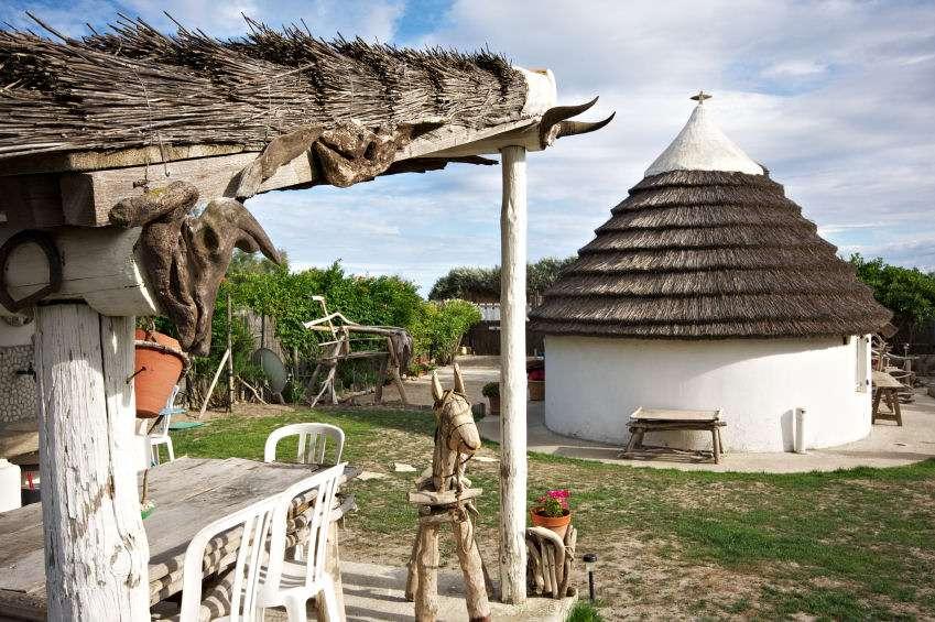 Typisk hytte