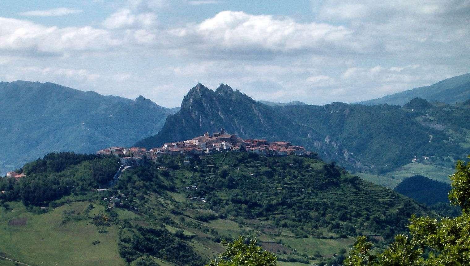 Byen Trivigno