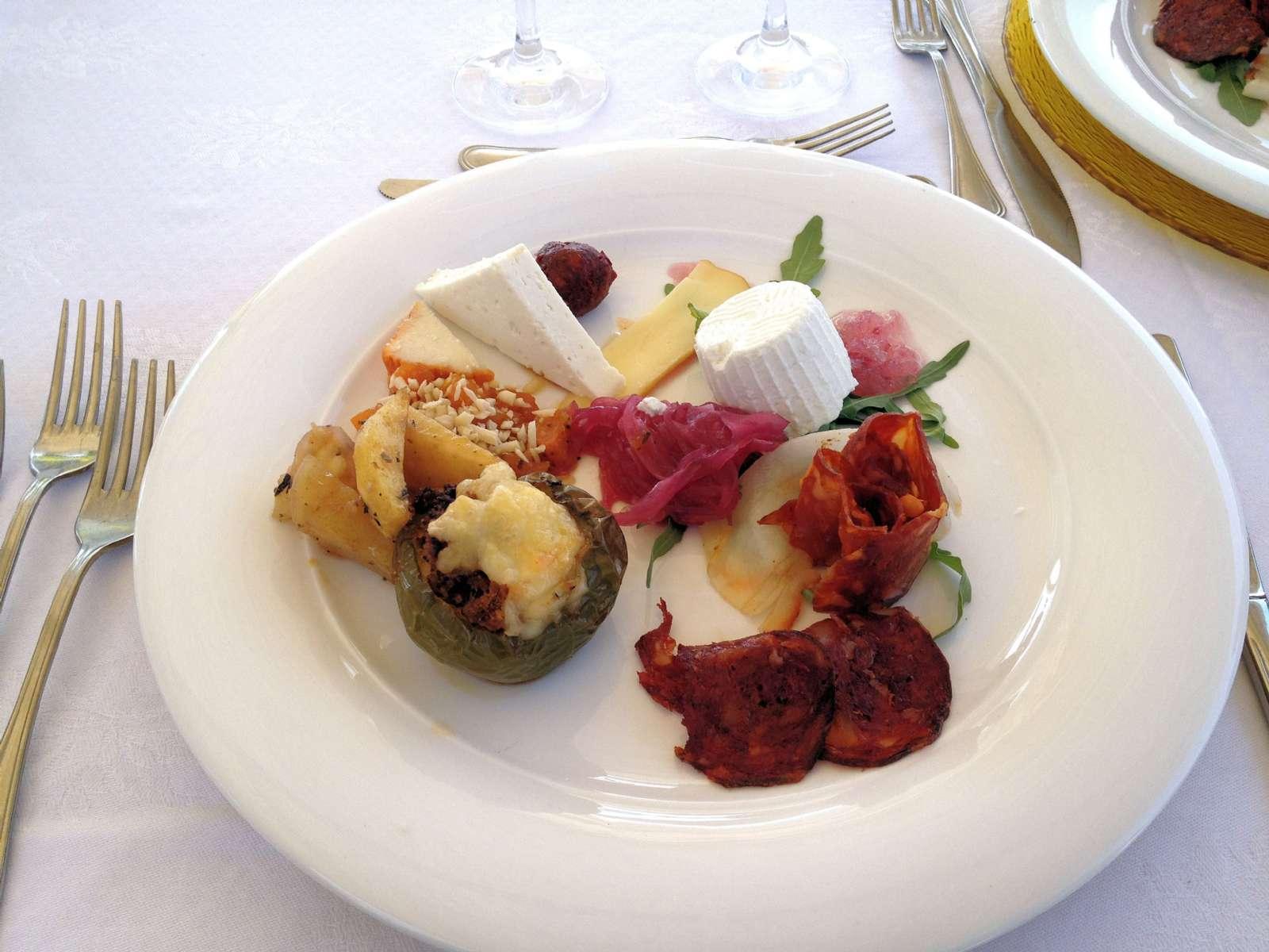 Gastronomie & vins de Calabre