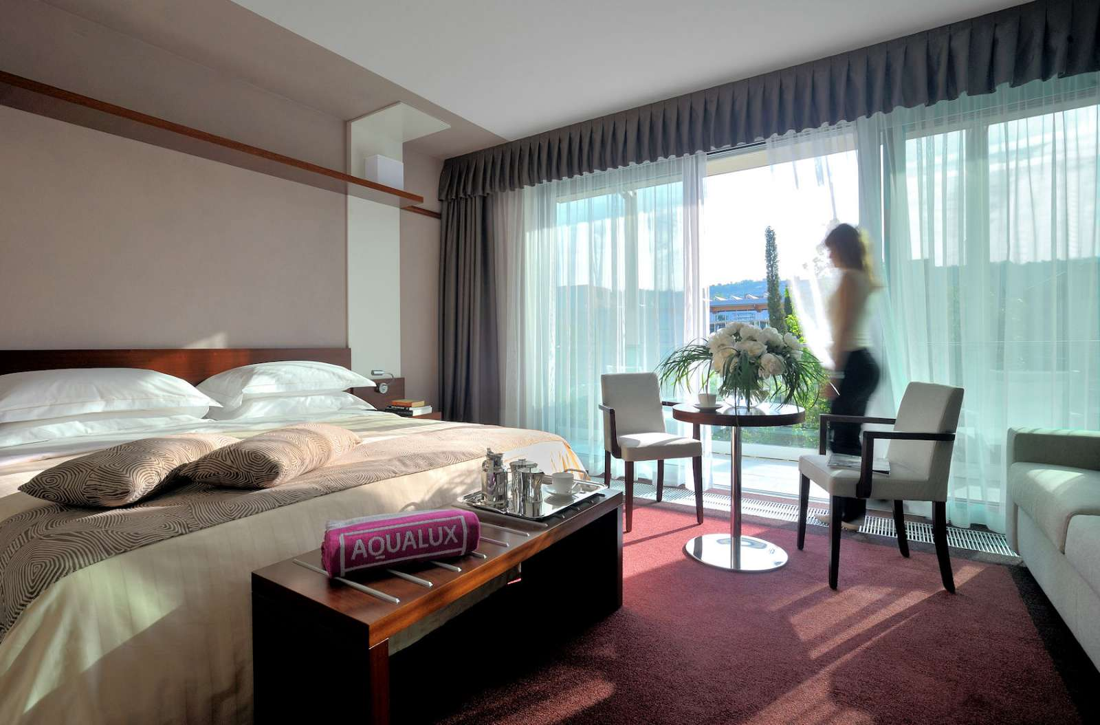 Chambres Comfort et Aqua
