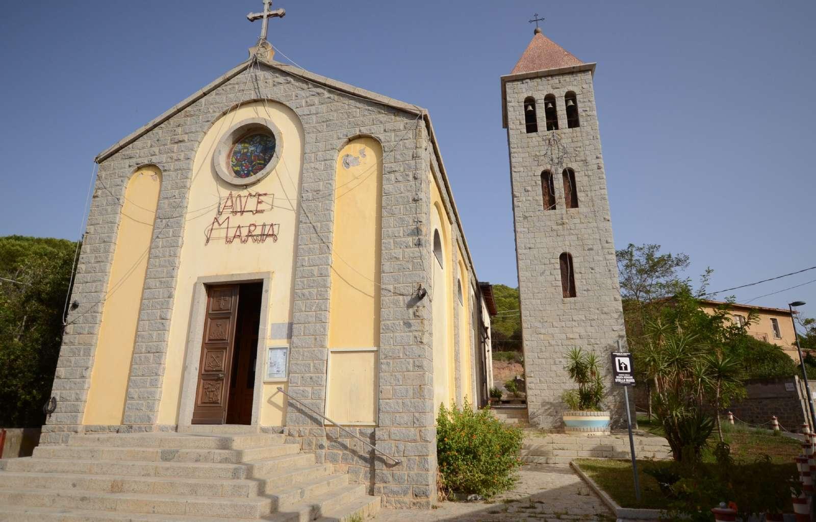 Kirche in Arbatax