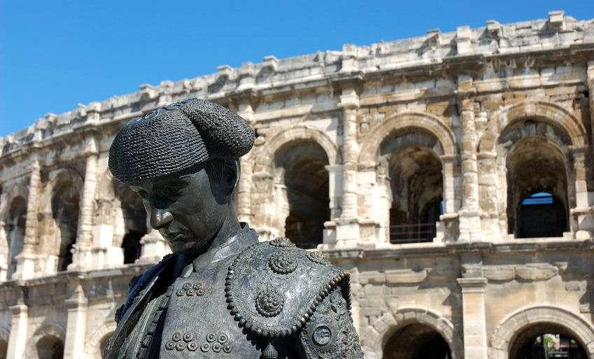 Romersk amfiteater
