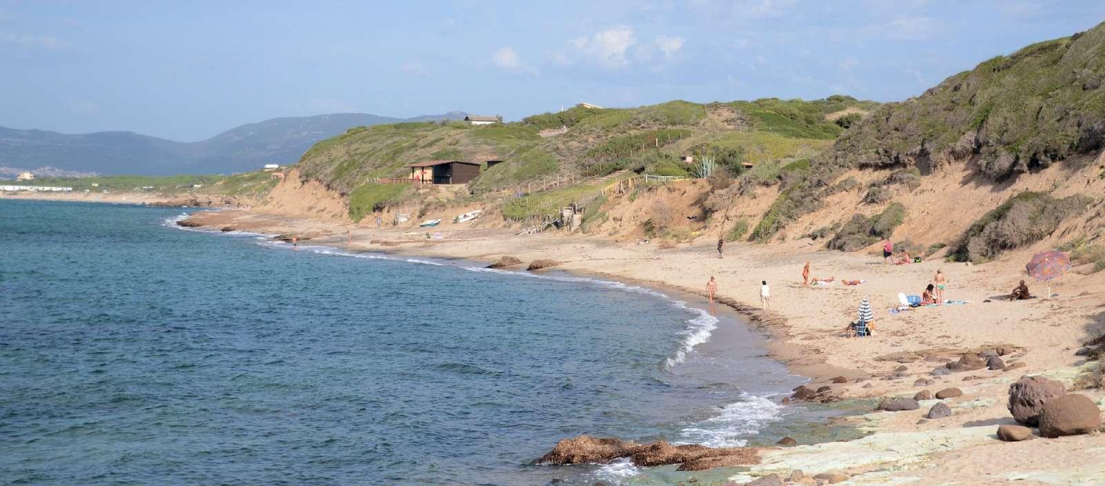 Stranden i Ciaccia