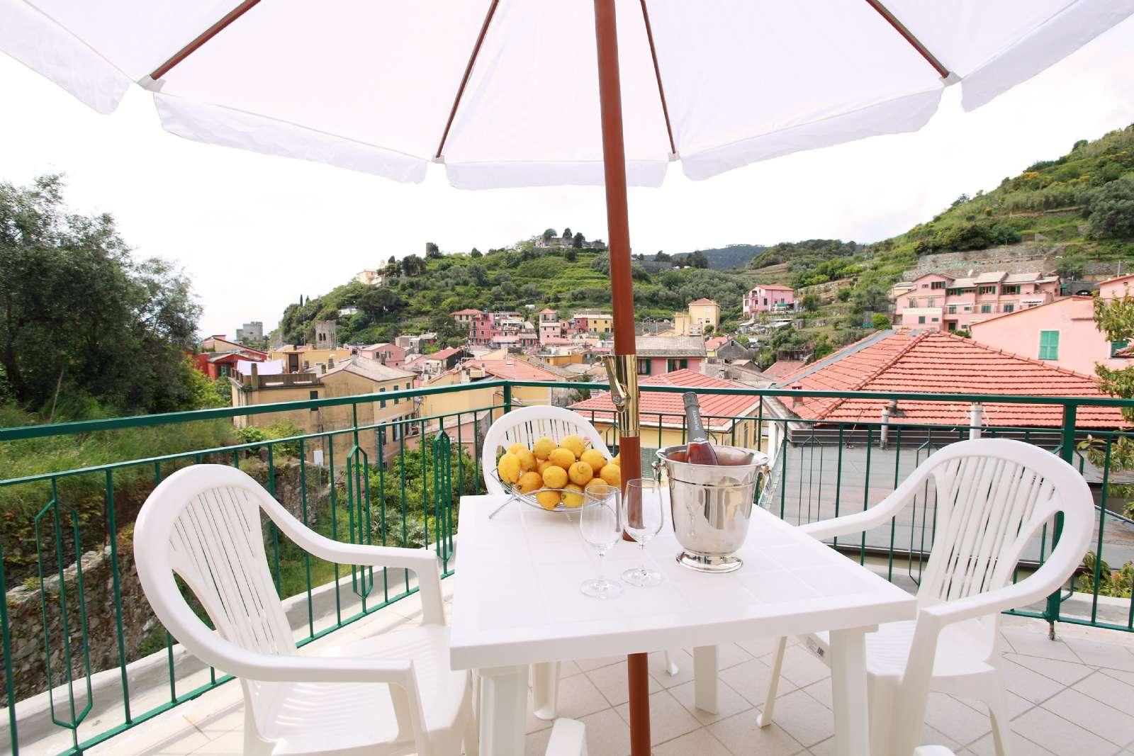 Superiorværelse med terrasse