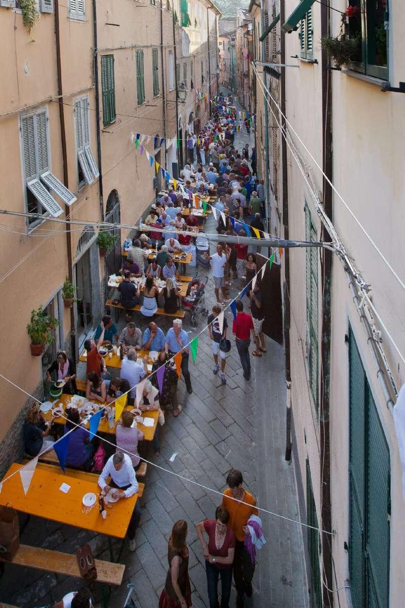 Byfest i Borgomaro