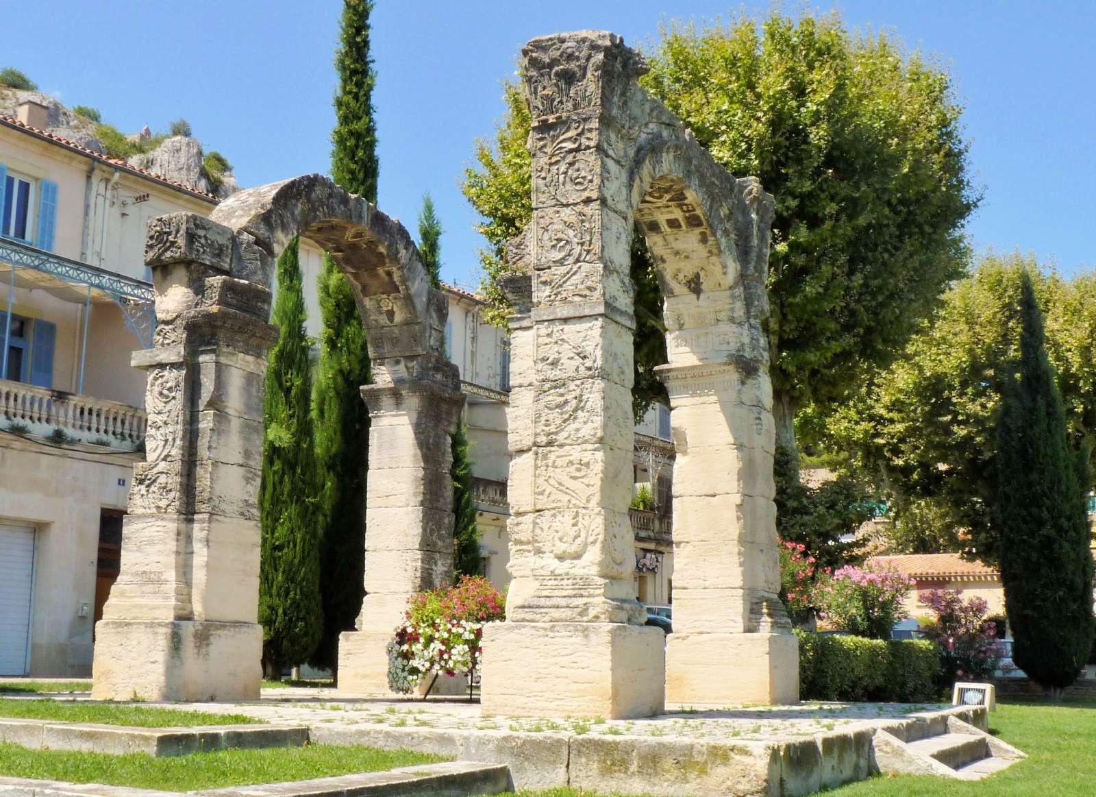 Den romerske bue
