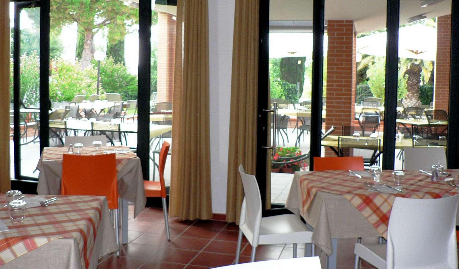 Restaurangen på Ghiacci Vecchi