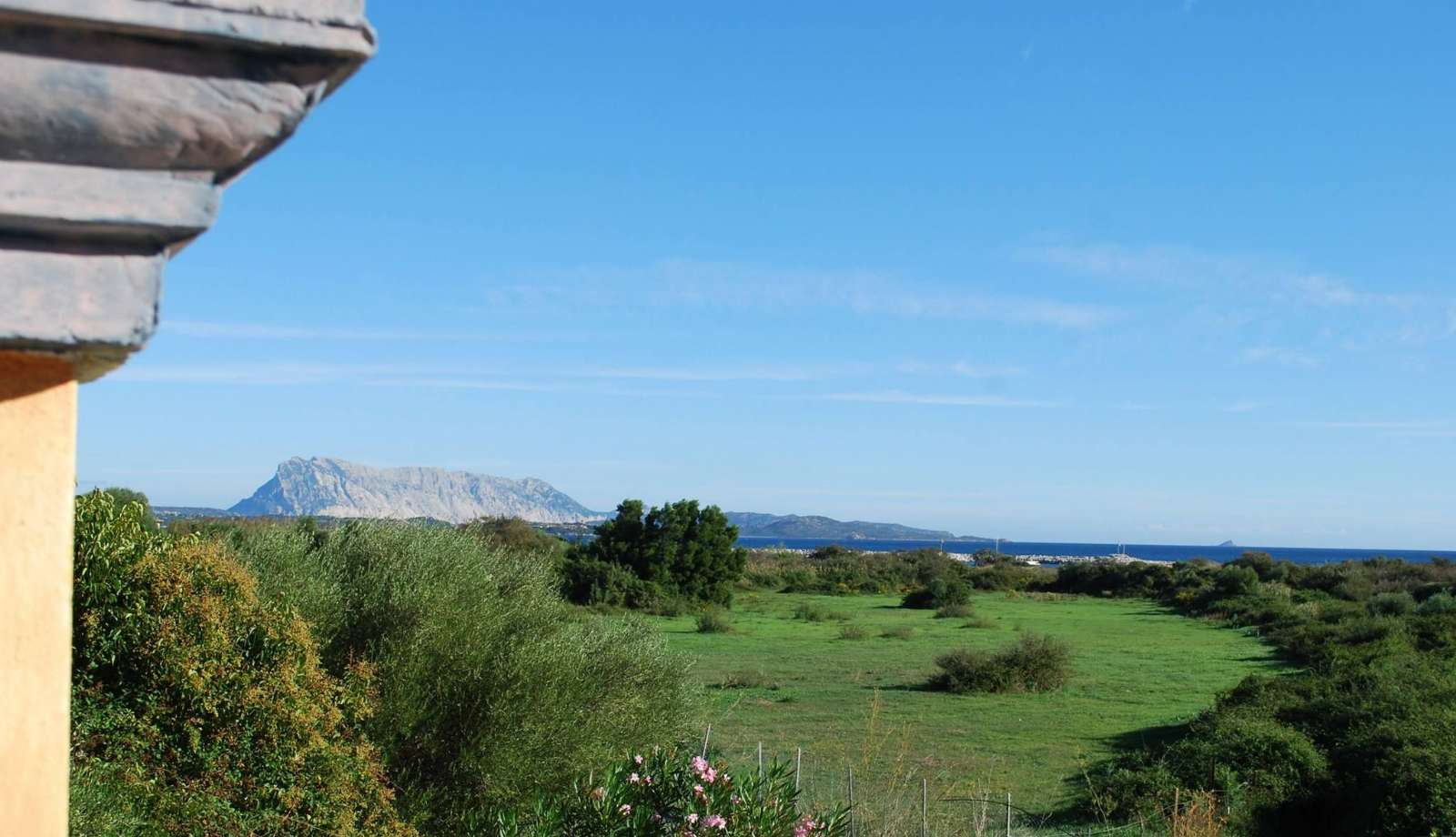 Naturlandskap vid San Teodoro