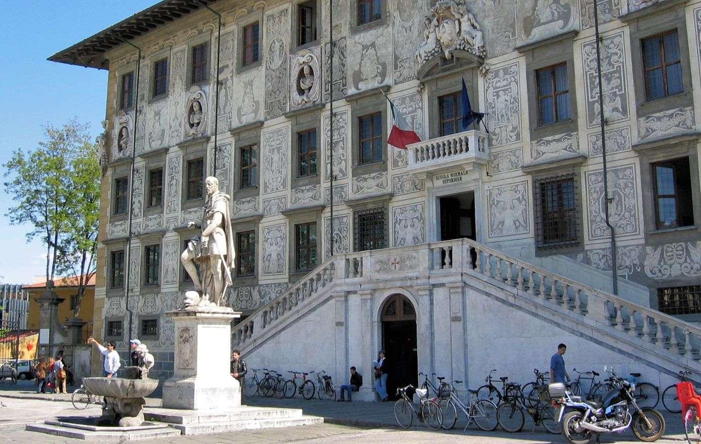 Piazza dei Cavalieri i Pisa