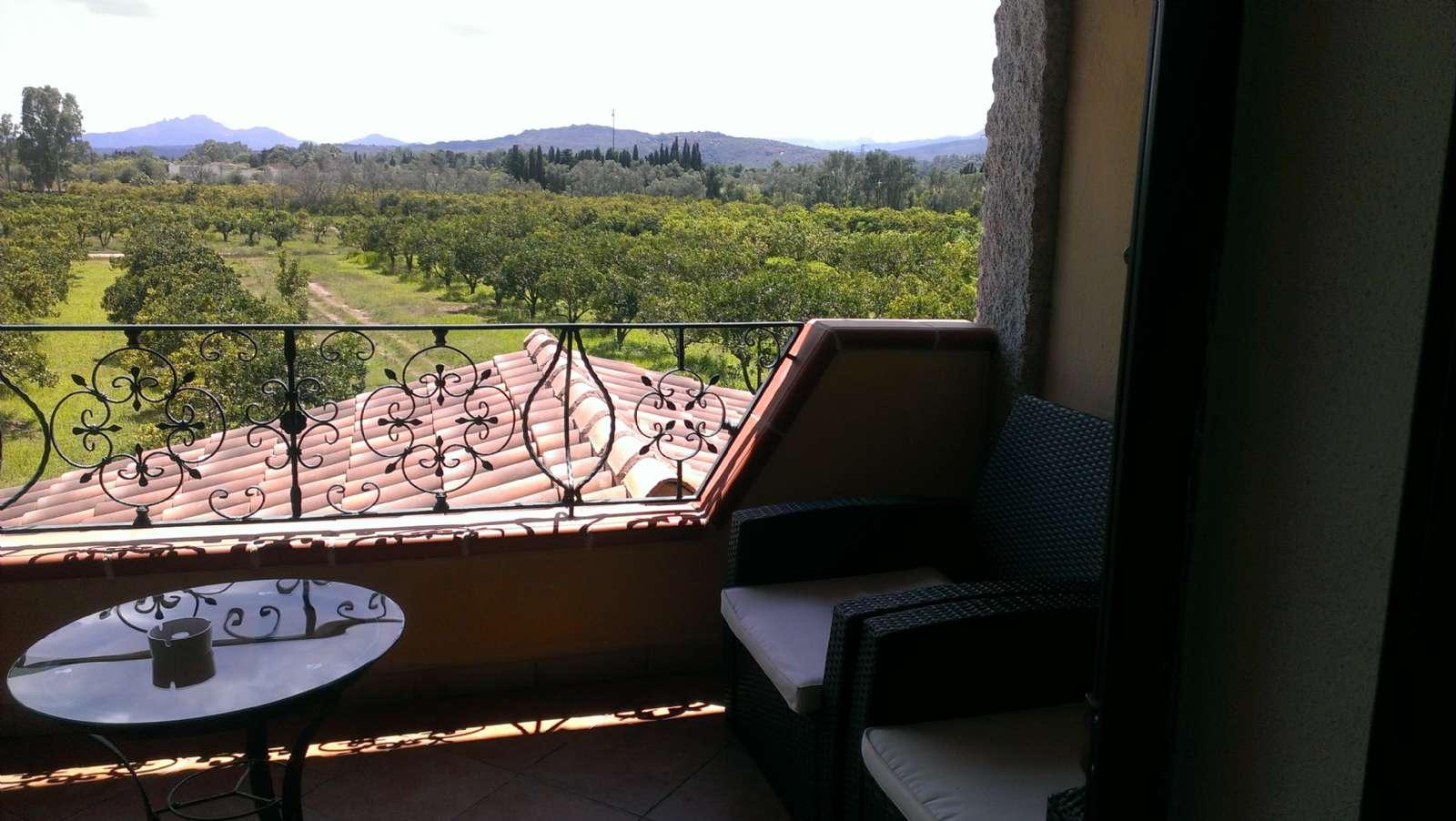 Zimmer mit eigener Terrasse