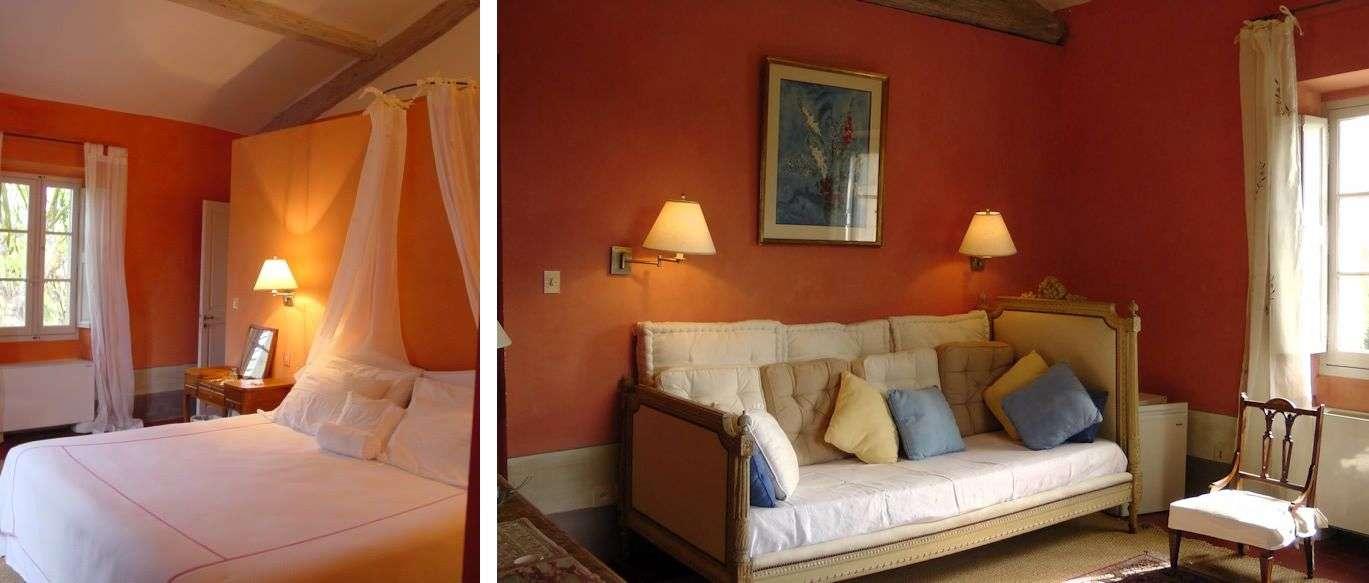 Eksempel på suiteværelse