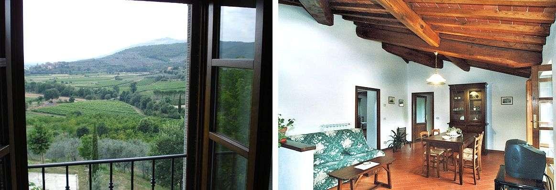 Lägenhet Oliveto