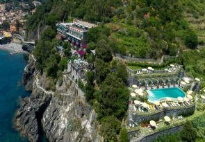In der Nähe von Cinque Terre