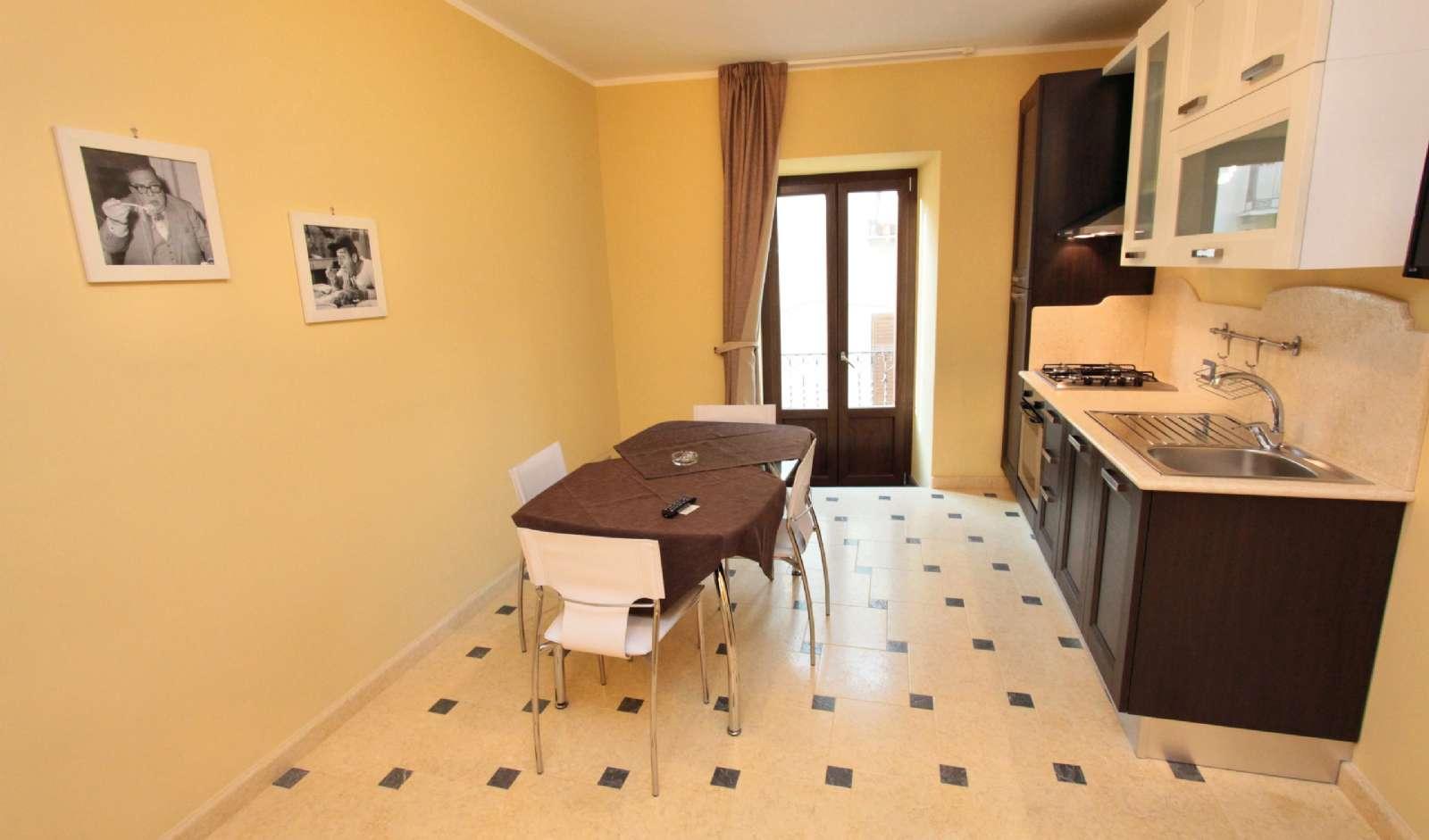 Lägenheten Filicudi