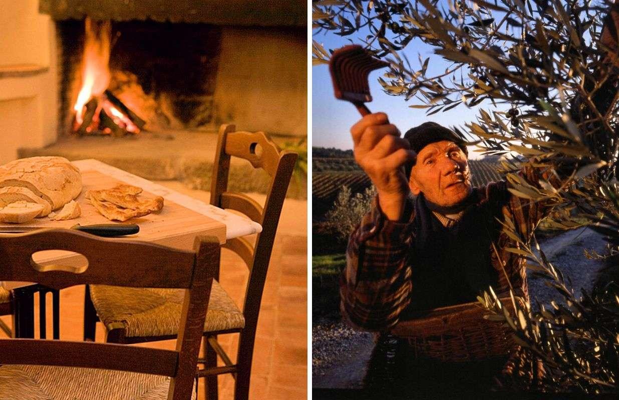 Fettunta: ristet brød med olivenolie