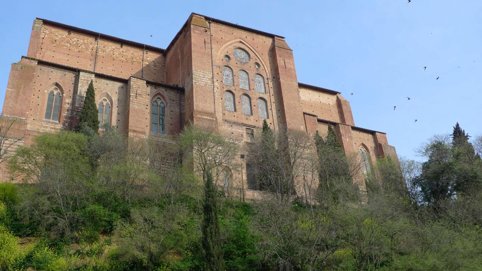 Kyrkan Basilica di San Domenico