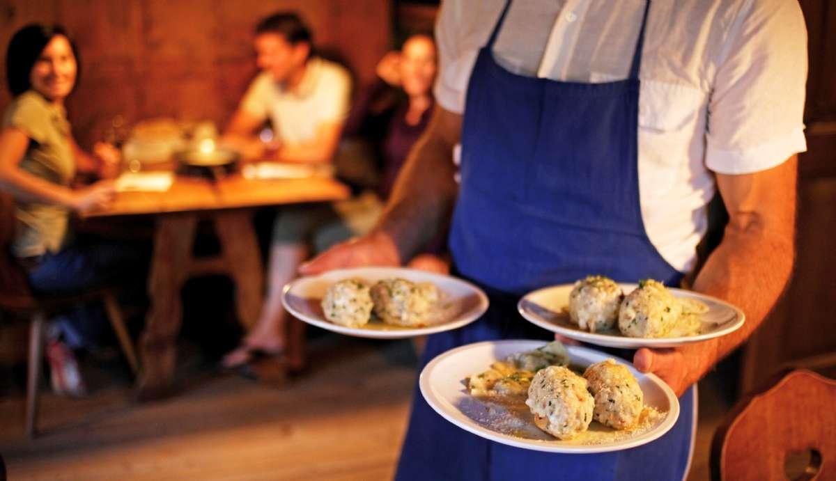 South Tyrol's interesting gastronomy