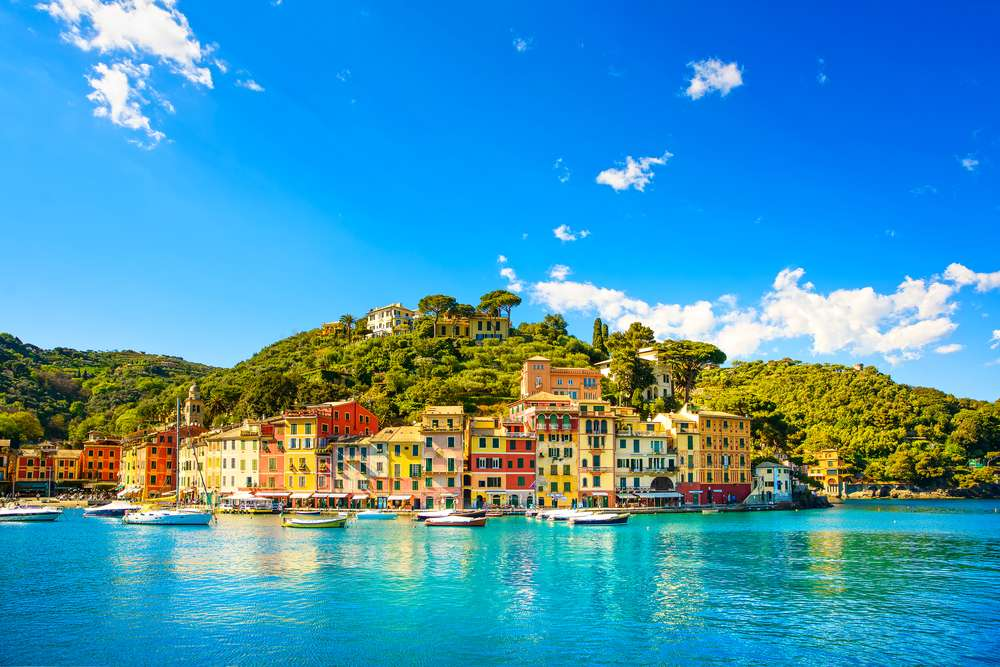 Portofino bei Santa Marherita