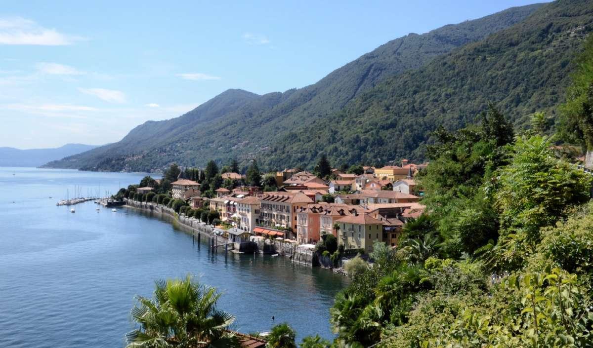 Découvrez l'atmosphère détendue du Lac Majeur à Cannero Riviera
