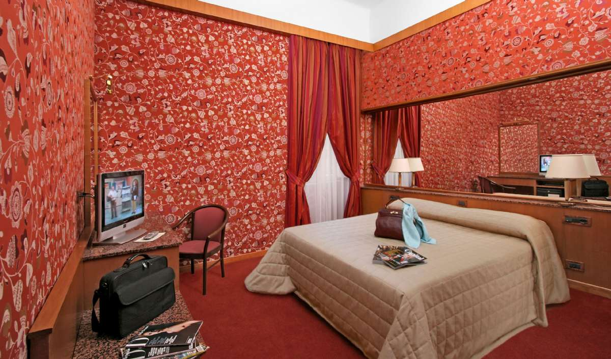 Example of a double superio room