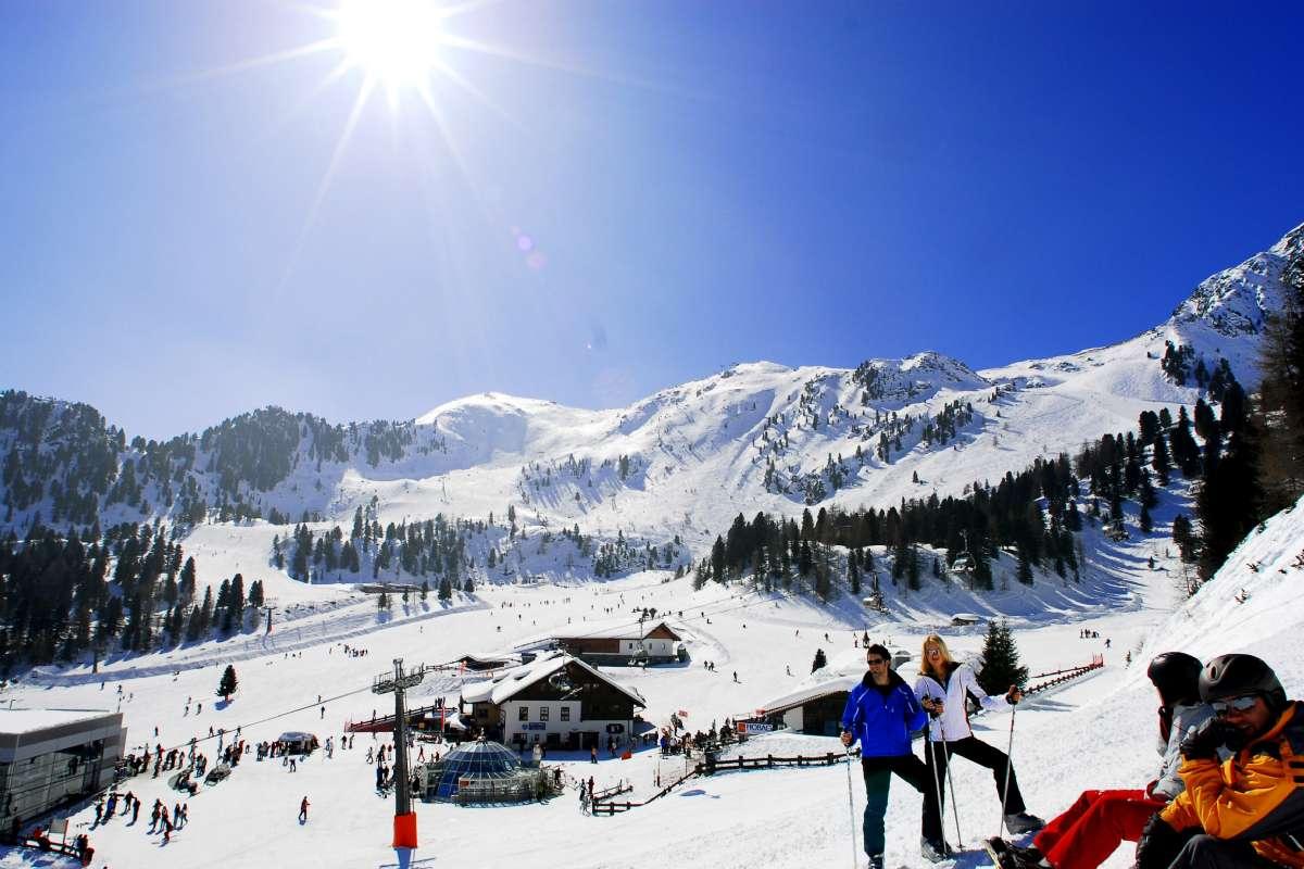 Skiløp er en naturlig aktiv ferie for mange i Italia