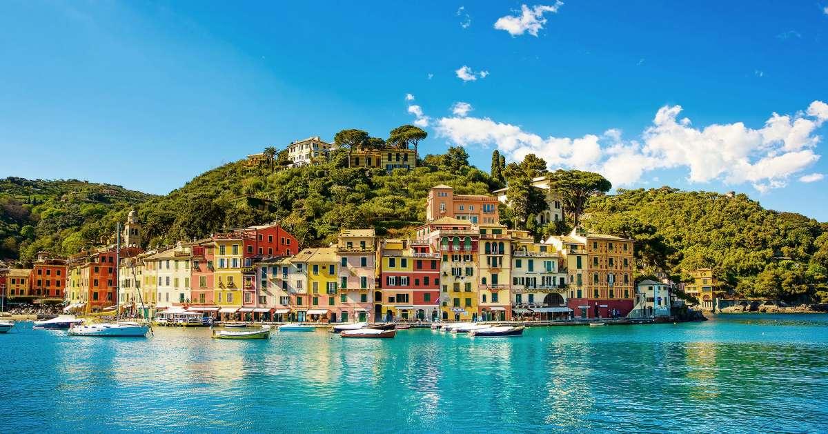 Legendariske Portofino