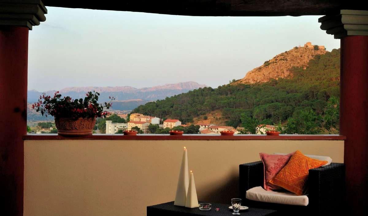 Hotel Su Lithu Sardinia