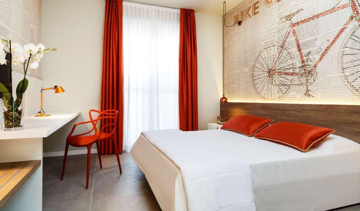 Hotelværelserne