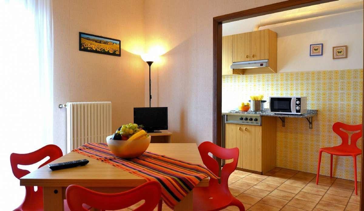 Ein Beispiel für die Wohnung Typ C5 Plus