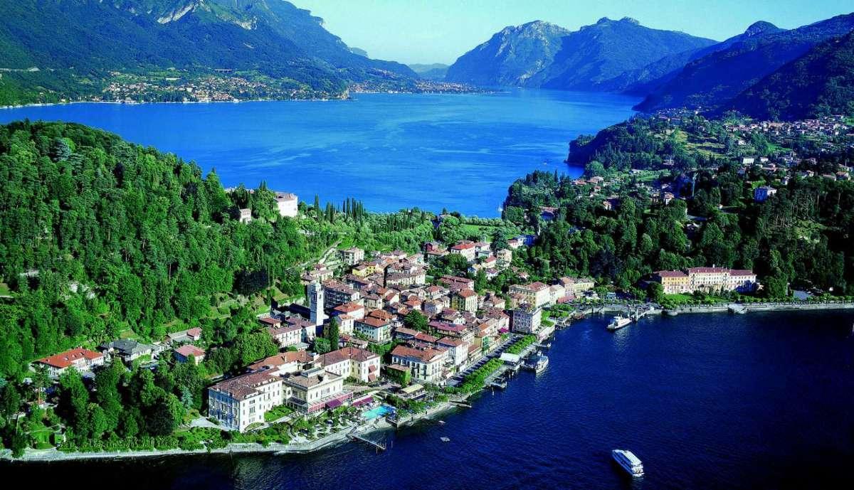 Legg ferien til deilige Nord-Italia