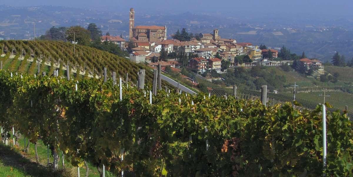 Tag på Bed & Breakfast i Piemonte med In Italia.
