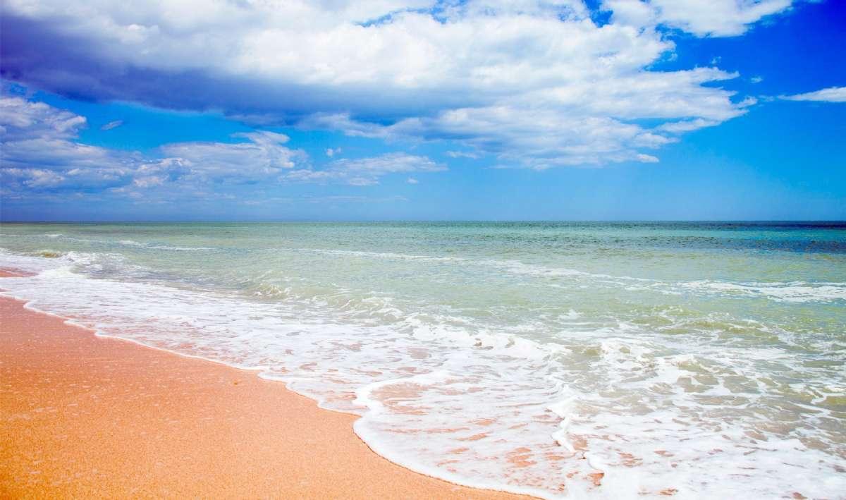La côte Adriatique compte de belles plages pour les familles