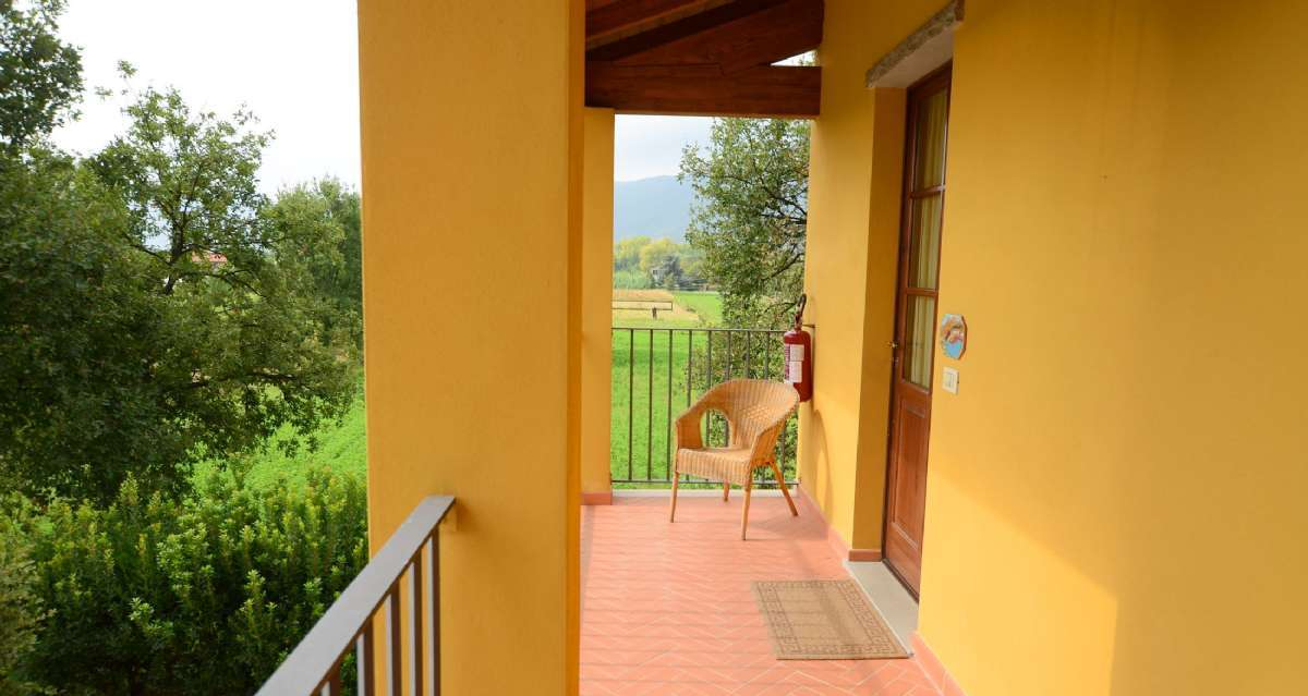 One bedroom apartment Neraldo with it's small terrace