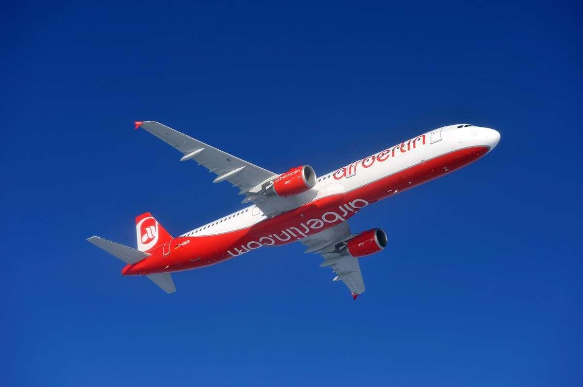 Rejs til Italien med flyselskabet airberlin