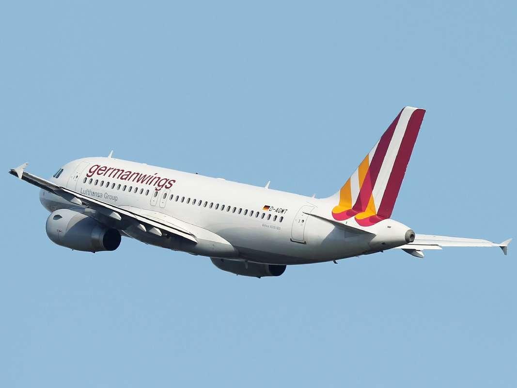 Reiser med flyselskapet Germanwings på ferie til Italia