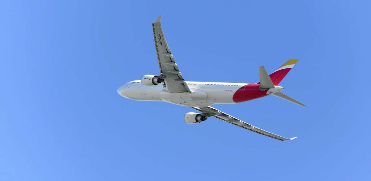 Rejs med flyselskabet Iberia på ferie til Italien
