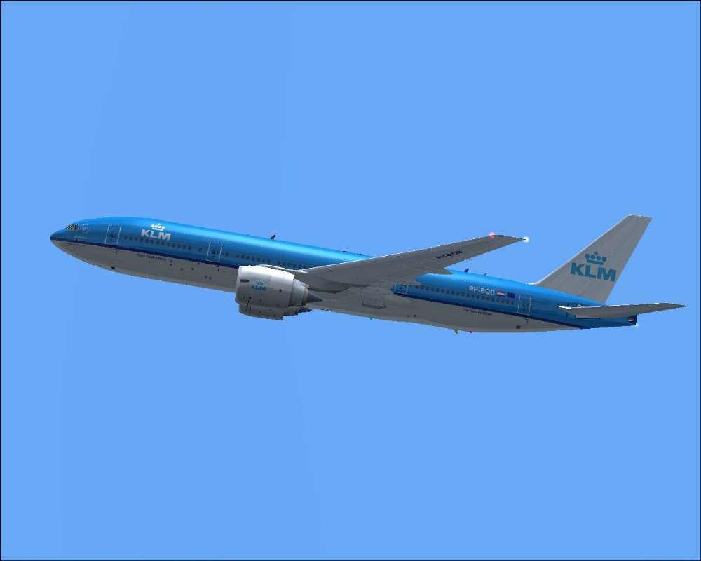 Rejs med flyselskabet KLM på ferie til Italein