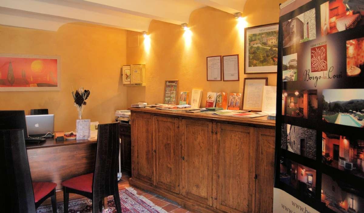 Reception at Borgo dei Corsi
