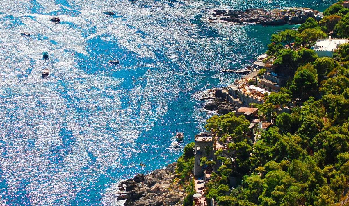 Marina Piccola - den lille havn