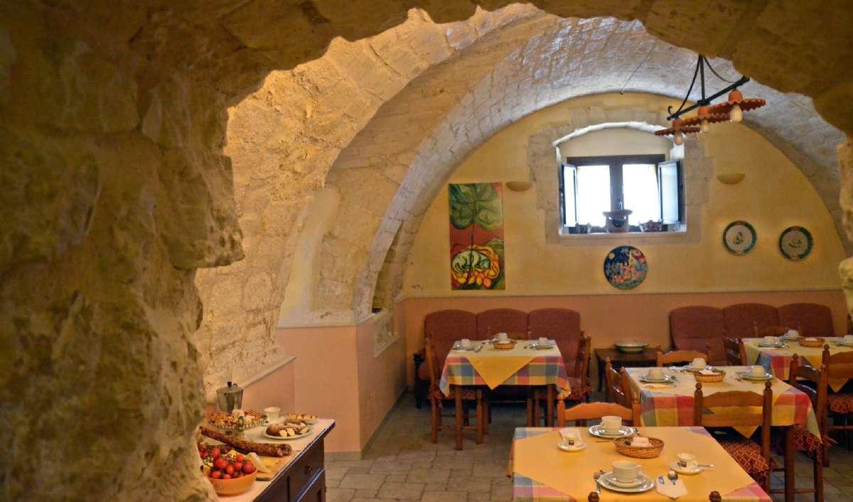 Det lille morgenmadssal