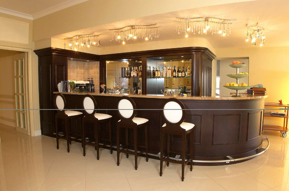 Hotellets bar