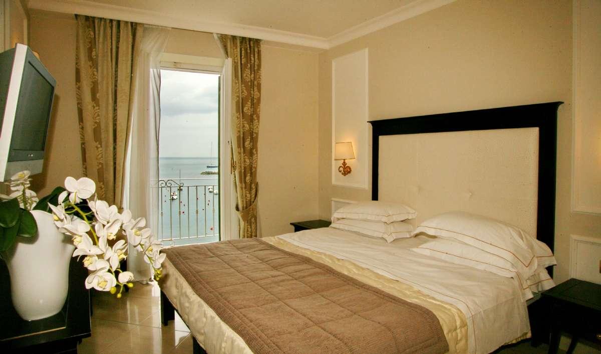 Superior værelse med havudsigt