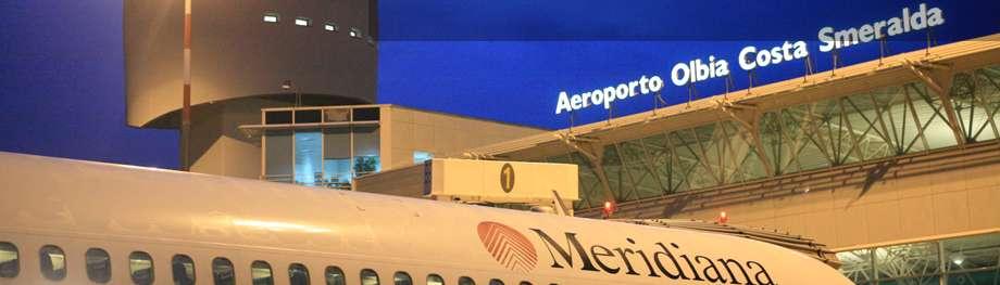 Olbia Costa Smeralda lufthavn på Sardinien