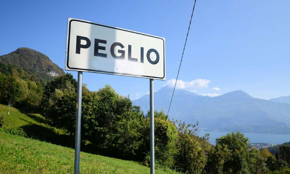 Det finns inga tvivel när du väl ankommet till Peglio